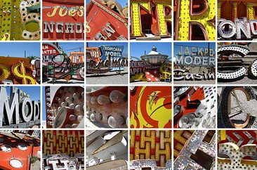 Read more about the article Neon Graveyard