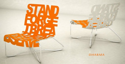 Read more about the article Dharma Lounge Chair