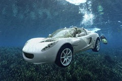 Read more about the article Rinspeed Squba – Concept Electric Submersible Sports Car