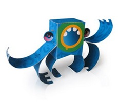Read more about the article 100 Free Paper Model and Toy Designs
