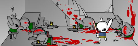 Read more about the article Bunny Kill 3 – Flash Animation Short