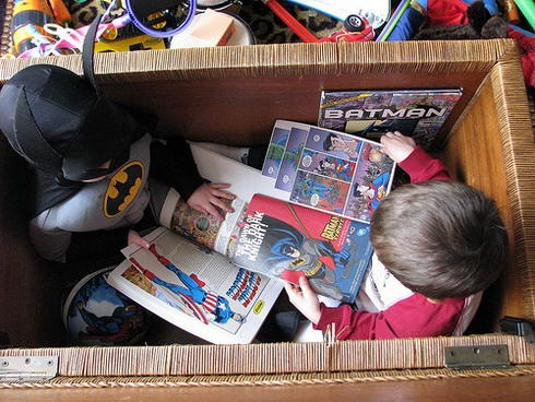 Read more about the article The Daily Batman Blog
