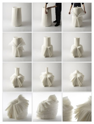 Read more about the article The Cabbage Chair by Nendo