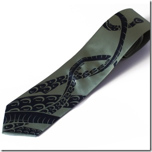 Read more about the article Tentacle Ties Are Awesomely Cool, Ultimate in Geek Fashion