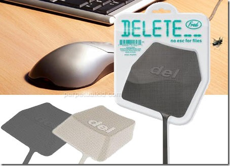 Read more about the article Delete Flyswatter Lets You Delete Insects