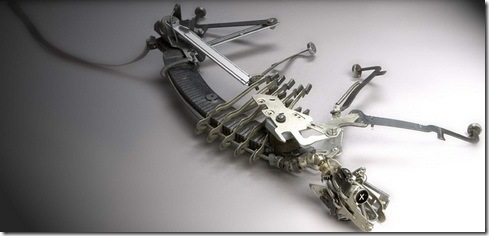 Read more about the article Incredible Typewriter Sculptures by Artist Jeremy Mayer