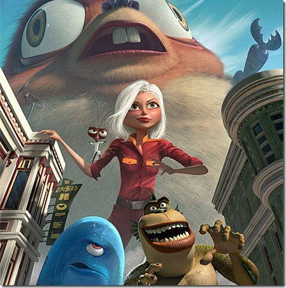 Read more about the article Monsters Vs Aliens – Leaked Trailer