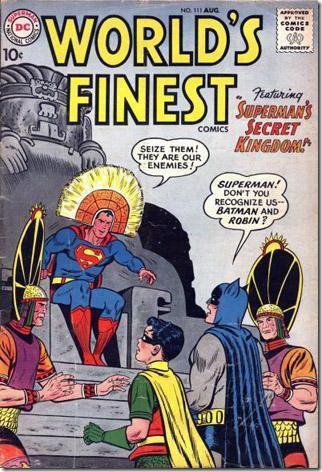 Read more about the article Reign of Superman – Comic Book Covers