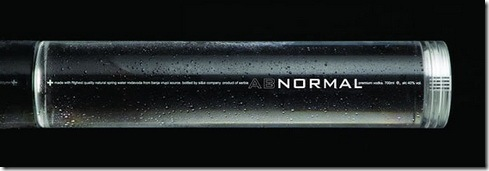 Read more about the article ABnormal Vodka Bottle – Award Winning Design