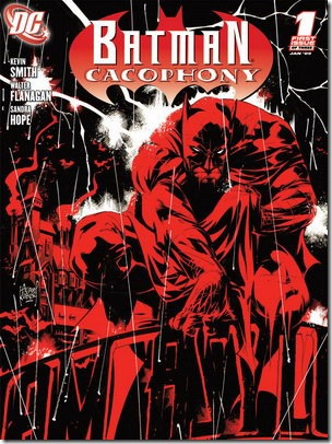 Read more about the article Batman: Cacophony – Teaser Preview of the Comic Book Series