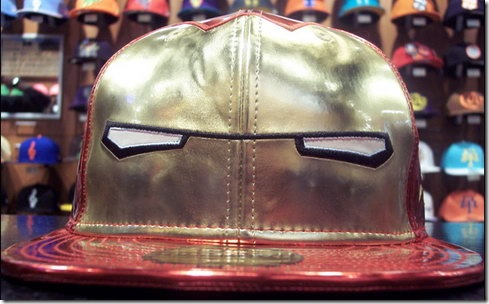 Read more about the article Unbelievably Ugly Iron Man Helmet Hat