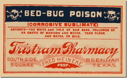 Read more about the article Free Vintage Poison Labels