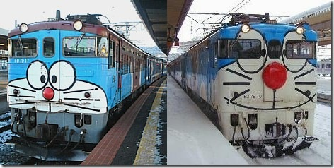 Read more about the article Japanese Trains Decorated With Images of Anime and Manga Characters