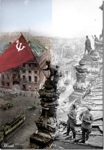 Read more about the article Colorization of World War 2 Era Photographs – Photoshop Contest