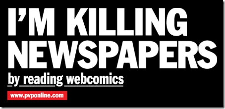 Read more about the article Killing Newspapers T-shirts
