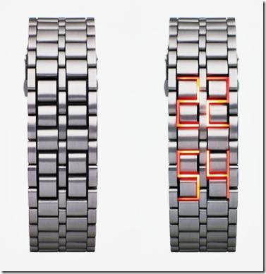 Read more about the article Stunning LED Watch By Hiranao Tsuboi