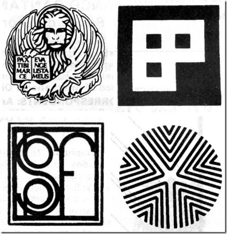 Read more about the article Gallery of Old Bank Logos