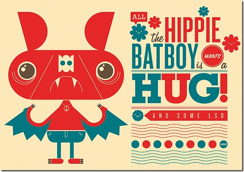 Read more about the article The Hippie Batboy