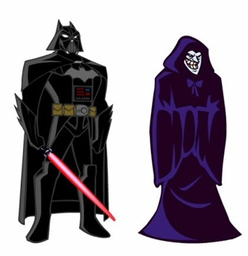 Read more about the article Empire of the Bat – Batman vs. Star Wars Mashup