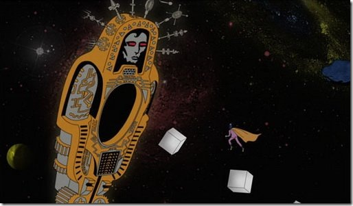 Read more about the article Parachute Landing – Trippy Animated Sci-Fi Video