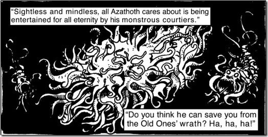 Read more about the article Free Mini Cthulhu Comic