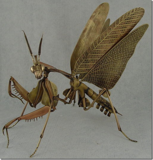 Read more about the article Geoffrey Haberman – Metal Insects