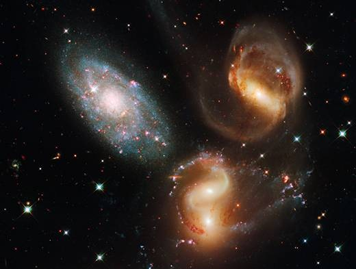 Read more about the article Latest Images Taken by the Hubble Space Telescope