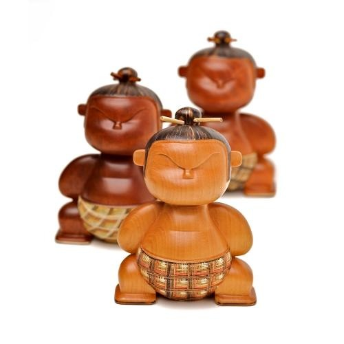 Read more about the article Mimushi Wooden Figurines