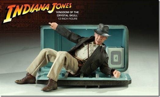 Read more about the article Indiana Jones 'Nuke The Fridge' Action Figure