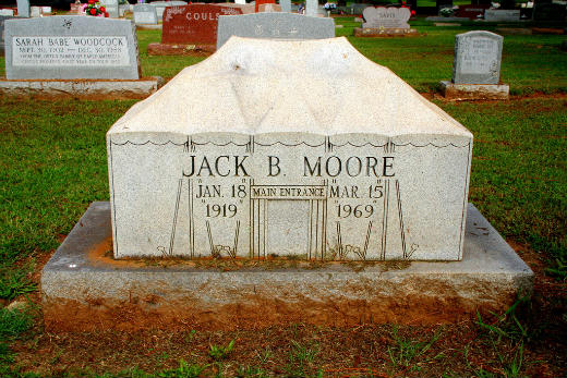 Read more about the article Circus People's Tombstones – Gallery