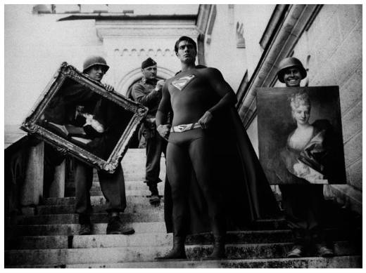 Read more about the article Superheroes in World War II