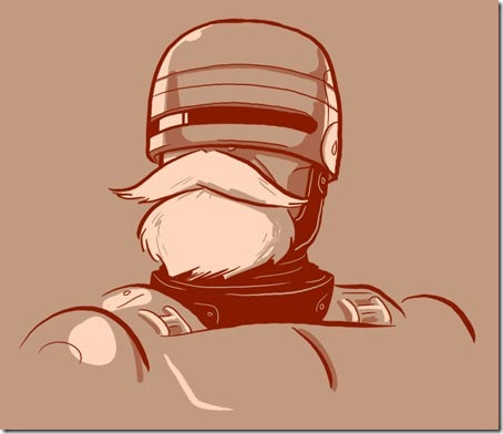 Read more about the article Hilarious Illustrations of Pop Culture Icons With Beards