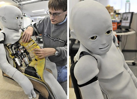 Read more about the article Creepy Robots