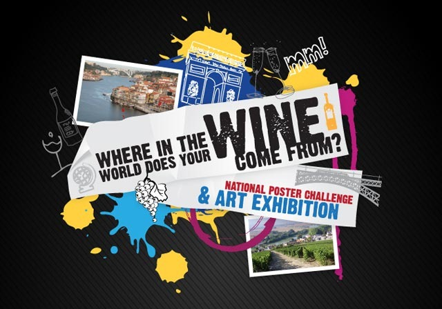 Read more about the article Poster Challenge: Where in the World Does Your Wine Come From?