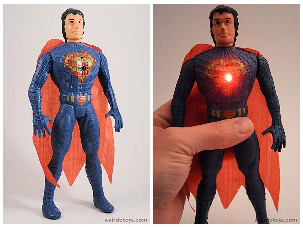 Read more about the article Ugly Superman Spider-Man Hybrid Toy