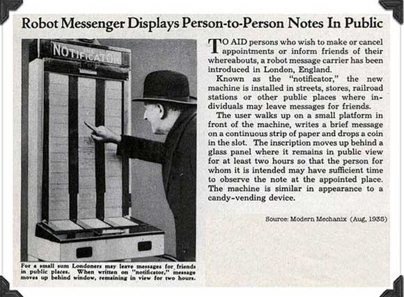 Read more about the article Twitter, Circa 1935