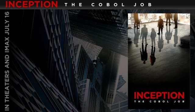 Read more about the article Inception Comic Prologue