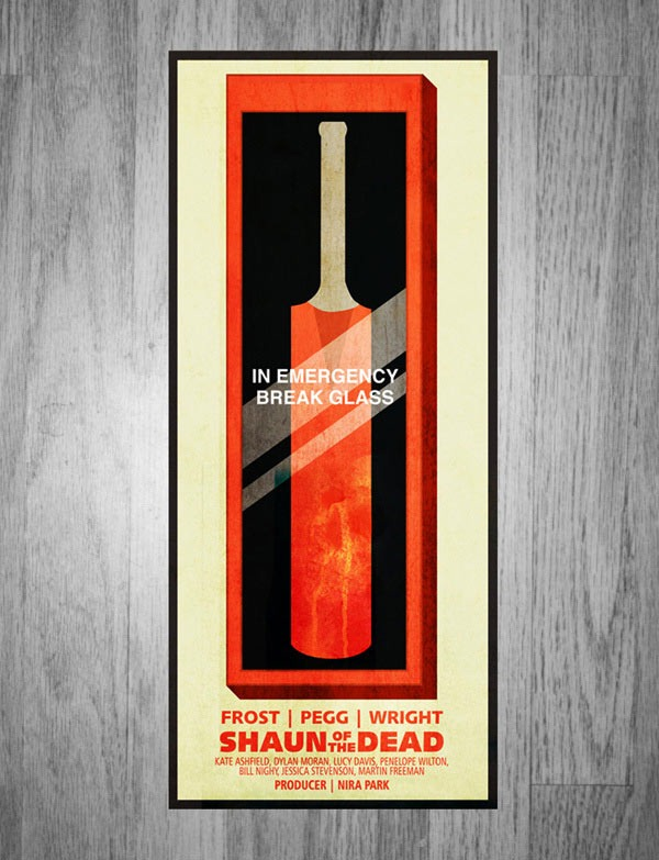Read more about the article Shaun of the Dead Poster
