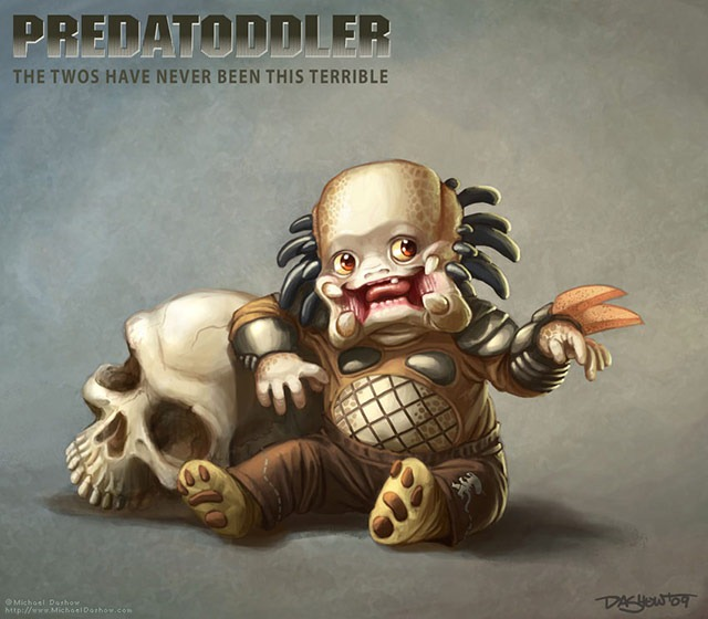 Read more about the article Predator Toddler