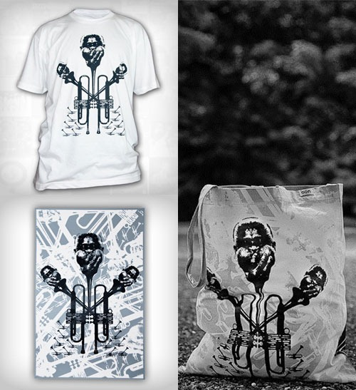 Read more about the article Dizzy Gillespie Prints and T-Shirts