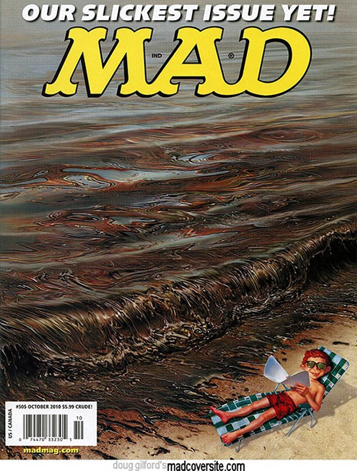 Read more about the article Every Mad Magazine Cover