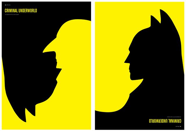 Read more about the article Batman vs. Penguin Poster Print