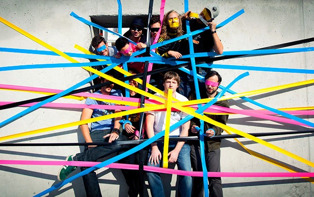 Read more about the article 'Live Your Way' – Tape Art Project in Slovenia