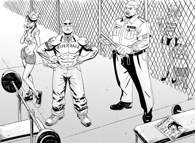 Read more about the article Archie & Gang's World Reimagined as a Prison Drama