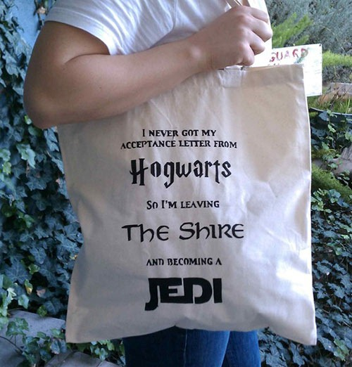 Read more about the article Sci-Fi Collide Tote Bag