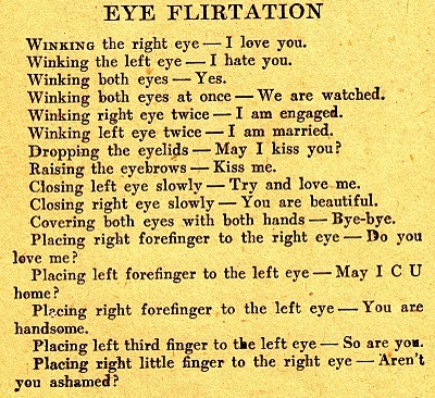 """Read more about the article Vintage """"Eye Flirtation"""" Guide"""