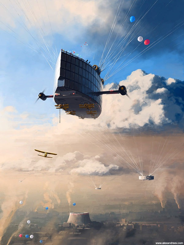 Read more about the article The Fantasy Digital Art of Alex Andreyev