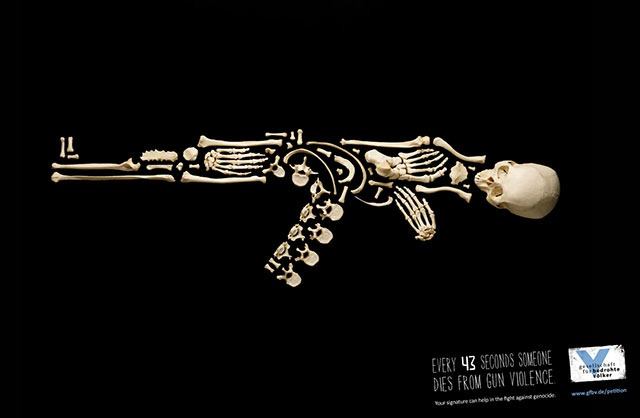 Read more about the article Anti-Gun Violence Ad