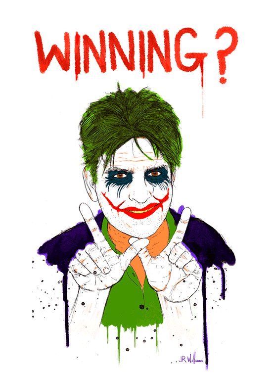 Read more about the article The New Joker is Winning