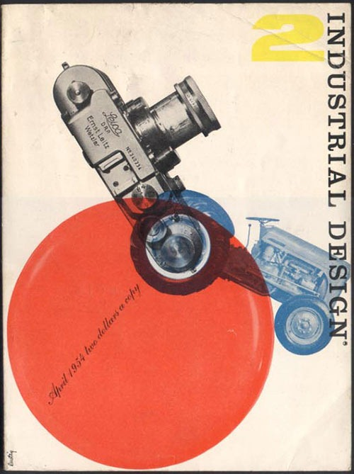 Read more about the article Industrial Design Magazine Covers by Alvin Lustig